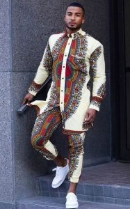 this is how cute guys rock kente for any event - kelindan