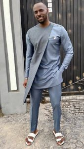 trending simple ankara senator style for low key millionaires - pinterest