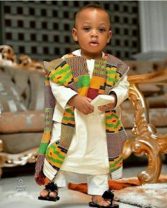 unique plain ankara agbada with ghana fabric design for boys - etsy
