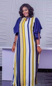 beauty moms long ankara kaftan gown - pinterest