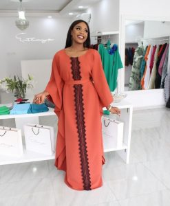 cute kaftan maxi for happy moms - ethnykshop