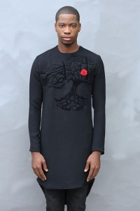 wedding ankara kaftan fashion idea for men - bellanaija