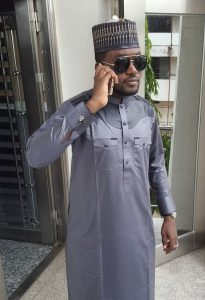 young alhaji ankara kaftan with cap - pinterest