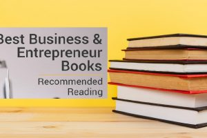 entrepreneurship and business investing books for beginners