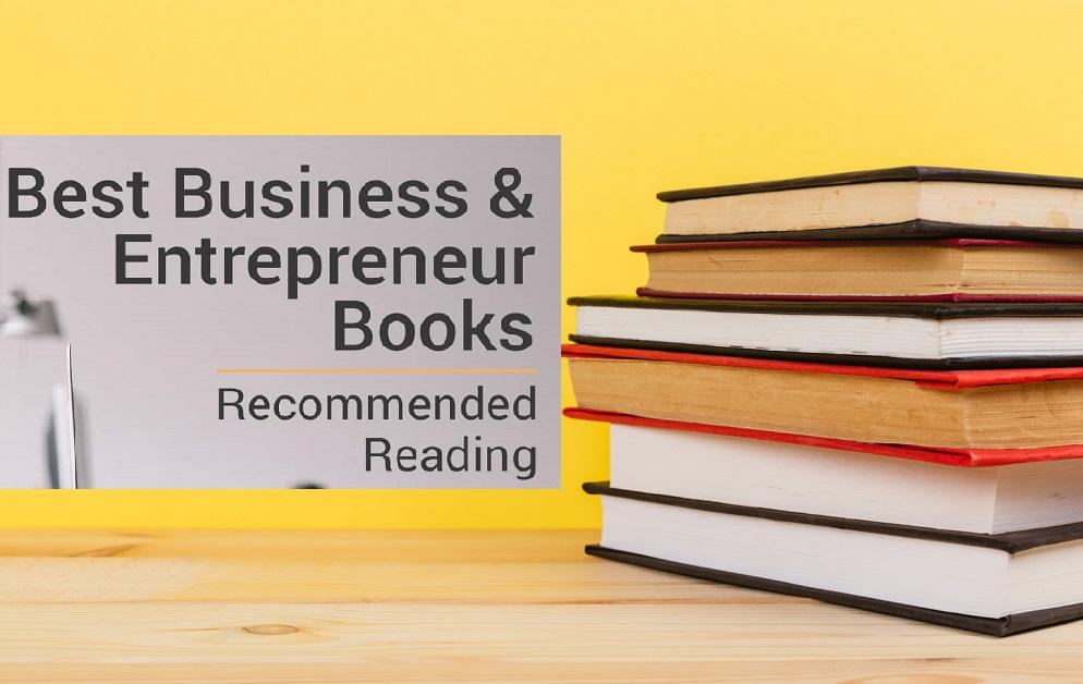 entrepreneurship and business investing books for beginners