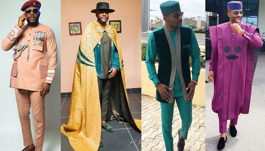 latest ankara native styles for young men, inspired by chukwuebuka obi uchendu