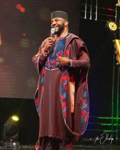 ankara agbada style for classy guys, ebuka agbada styles