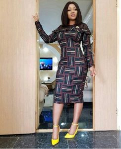 corporate ankara gown style for office work