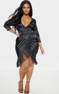 stylish short ankara gown for curvy beauty queens
