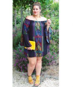 superb off shoulder, short ankara gown for fat, beauty queens