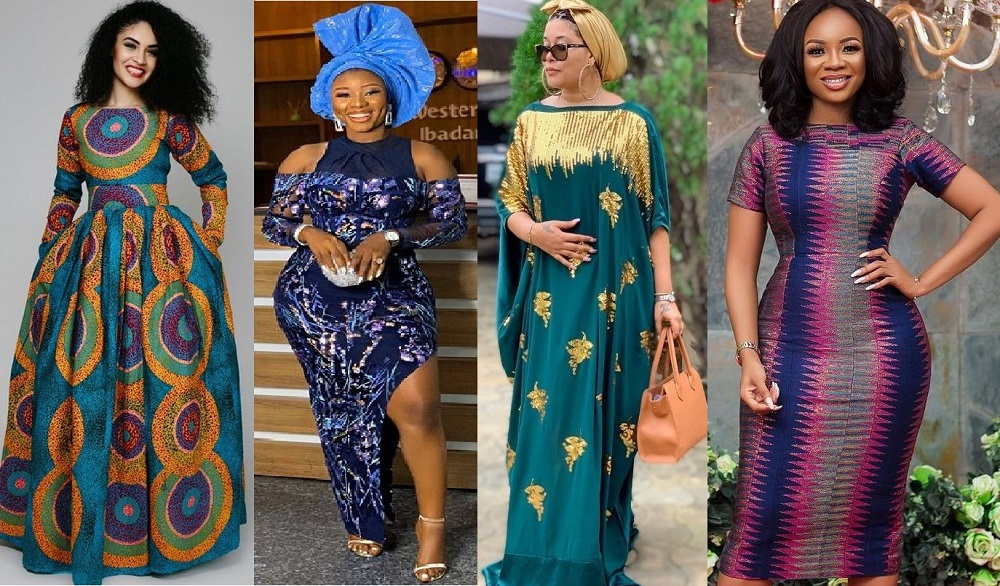 latest ankara dress styles for wedding and church for young ladies