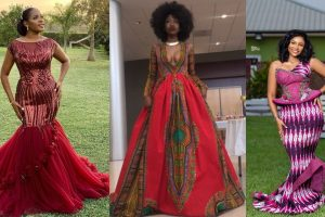 latest ankara fashion styles for wedding, church and party, for young ladies