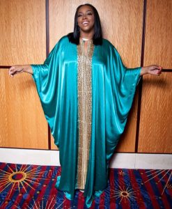 next level ankara boubou gown for church and wedding