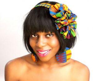 stylish ankara headband style