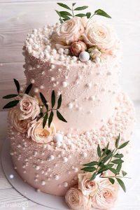 birthday and wedding cake decoration idea 1