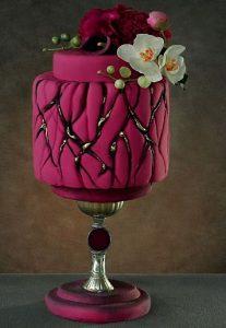 birthday and wedding cake decoration idea 3