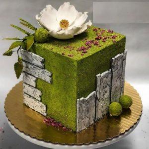 birthday and wedding cake decoration idea 4