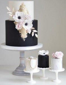 birthday and wedding cake decoration idea 5