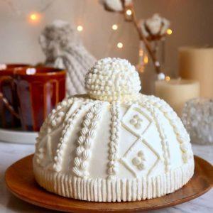 birthday and wedding cake decoration idea 9
