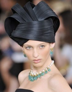 fascinator headwrap style for cultural festivals