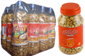 Style 4 for chin chin packaging and labeling ideas