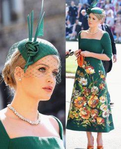 fascinator headpiece style for wedding