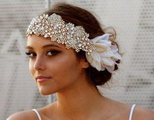 classy ankara lace fascinator style for brides