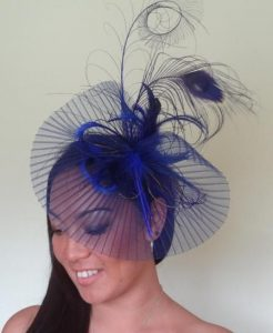 gorgeous ankara fascinator headpiece for special occasions