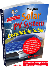 diy grid and off-grid solar pv installation guide by buzzer joseph