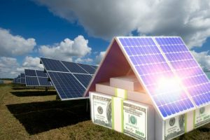 ways to generate income fro solar energy