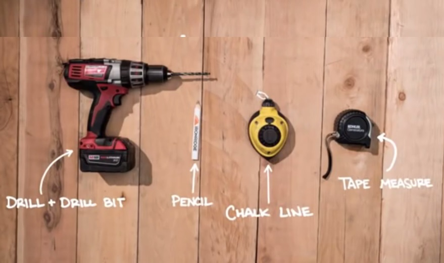 Tools for mounting solar panels on roof tops