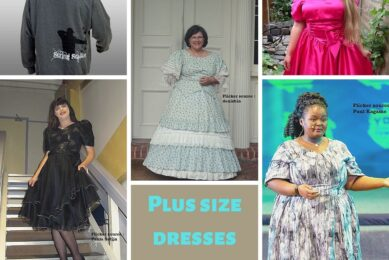 plus size ladies dress styles for special occasions